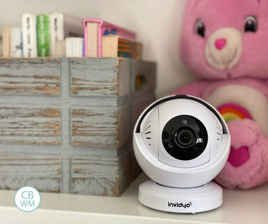 invidyo baby video monitor