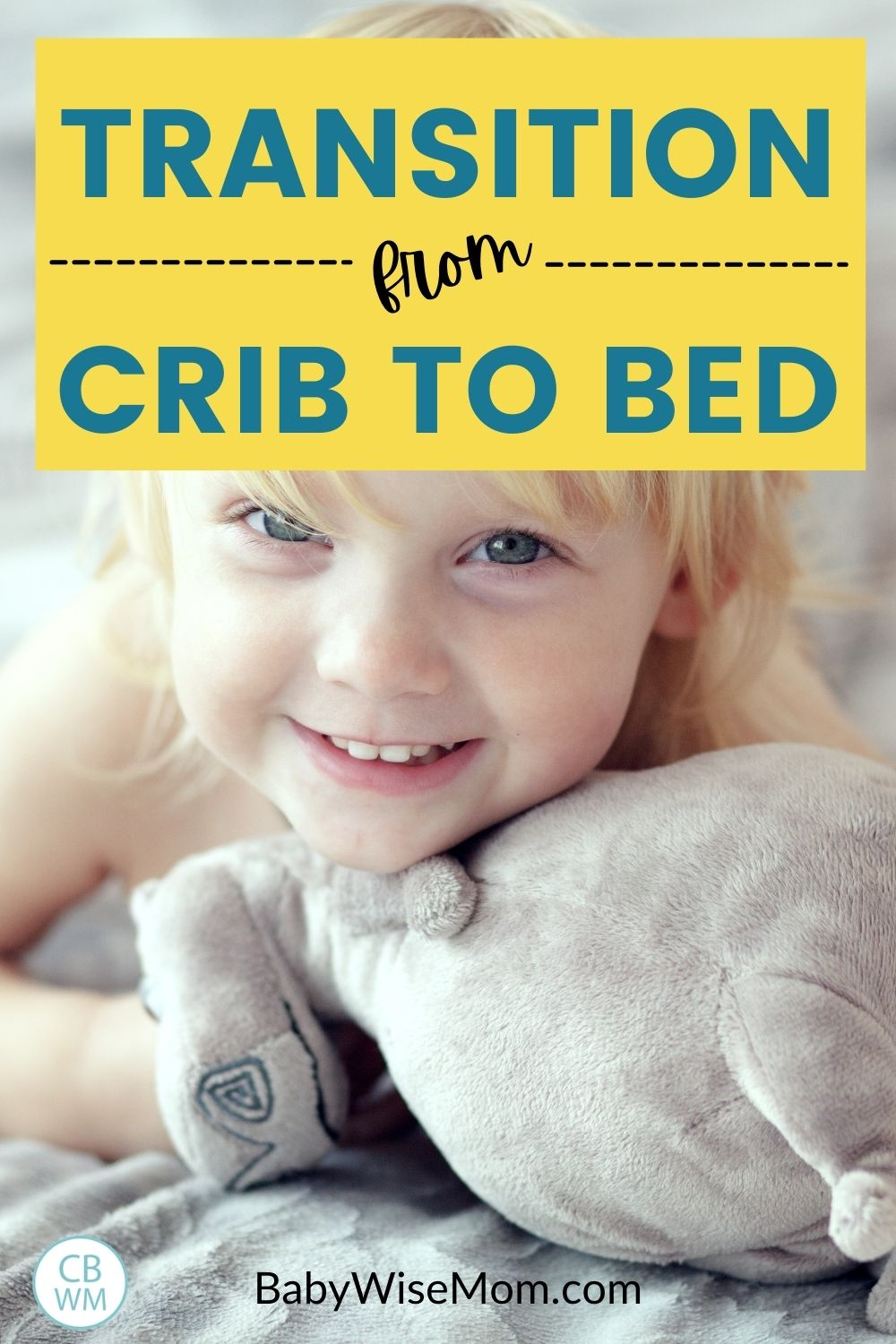 Transition from crib to bed