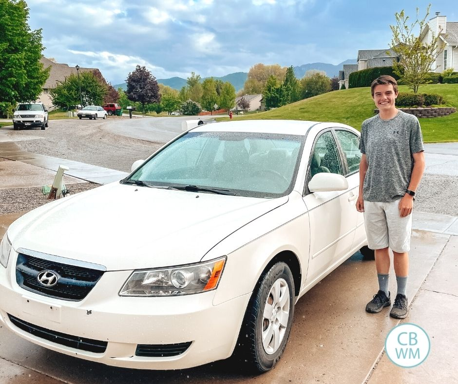new teenage driver