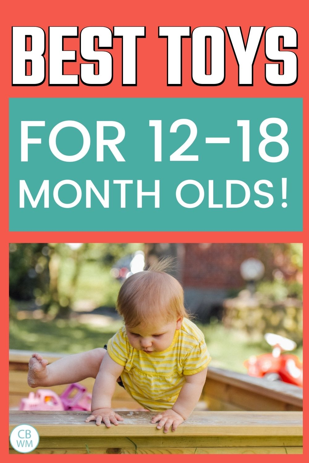 Best toys for 12-18 month olds