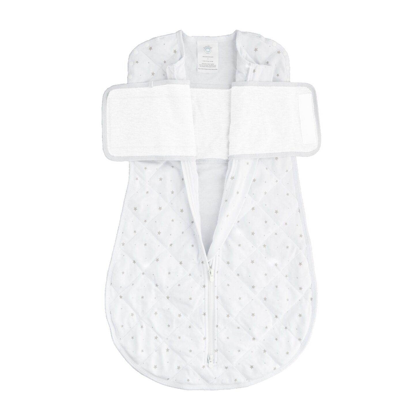 Weighted swaddle blanket from Dreamland Baby